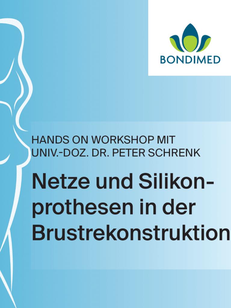HANDS-ON WORKSHOP MIT UNIV.-DOZ. DR. PETER SCHRENK